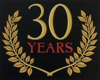 Logo Dentalprotesi 30° Anniversario